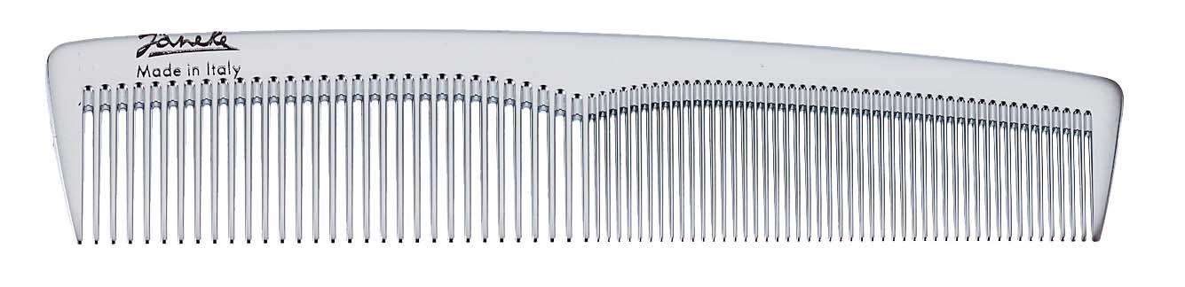 Расчёска большая хром Код CR803