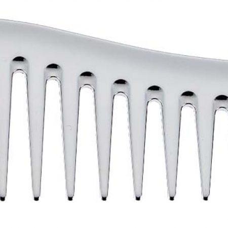 Расчёска для распределения геля хром Код CR805