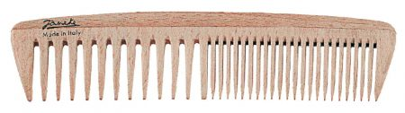 Расчёска из букового дерева Код LG365