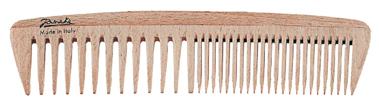 Beech toilette comb Cod. LG365