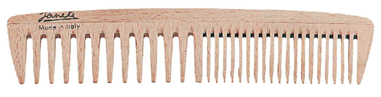 Beech toilette comb Cod. LG366
