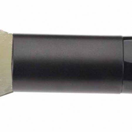 Кисть для макияжа короткая чёрная Код PE103.02