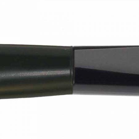 Кисть для макияжа чёрная косая Код PE105.02