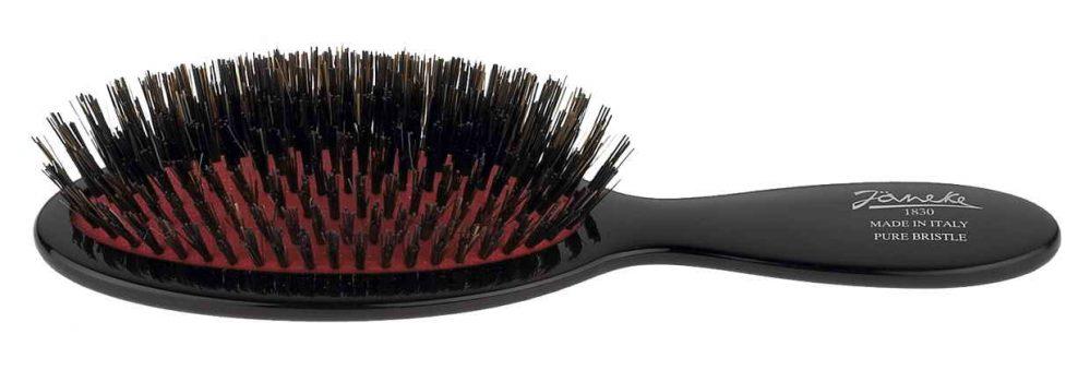 Black brush wih bristles, small Cod. SP21SF NER