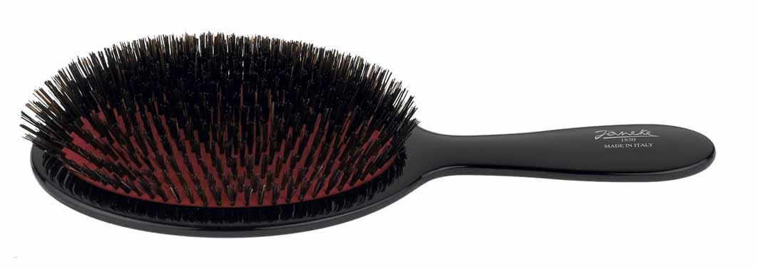 Professional pneumatic brush bristles 23,5 cm Cod. SP23SF NER