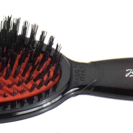 Oval hairbrush with bristles, small Cod. SP27SF NER