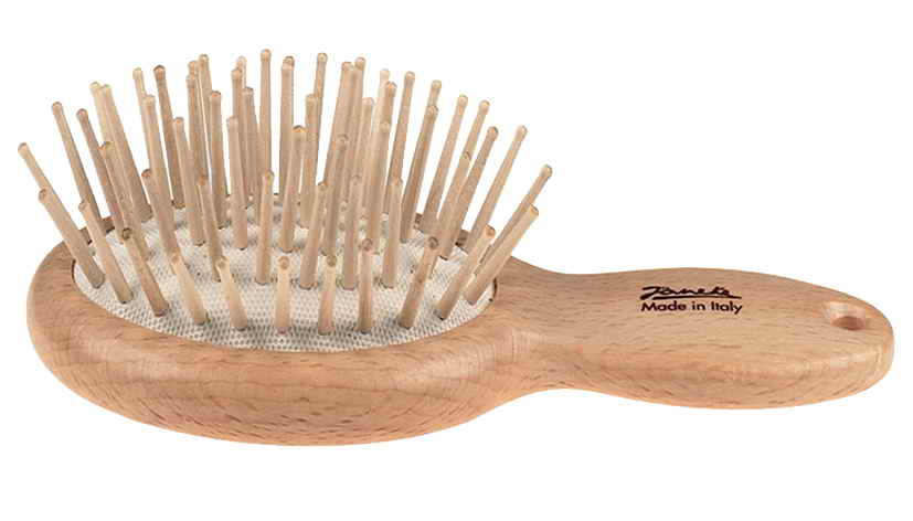 Beech handbag hairbrush Cod. SP63N