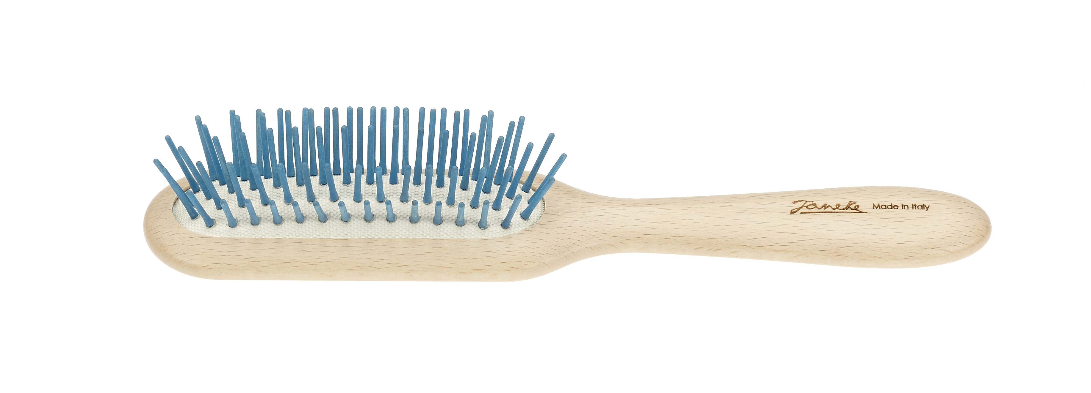Beech rectangular hairbrush Cod. SP64C AZZ