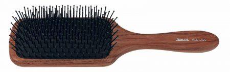 Bobinga wood hair-brush 24 cm Cod. SP94BK