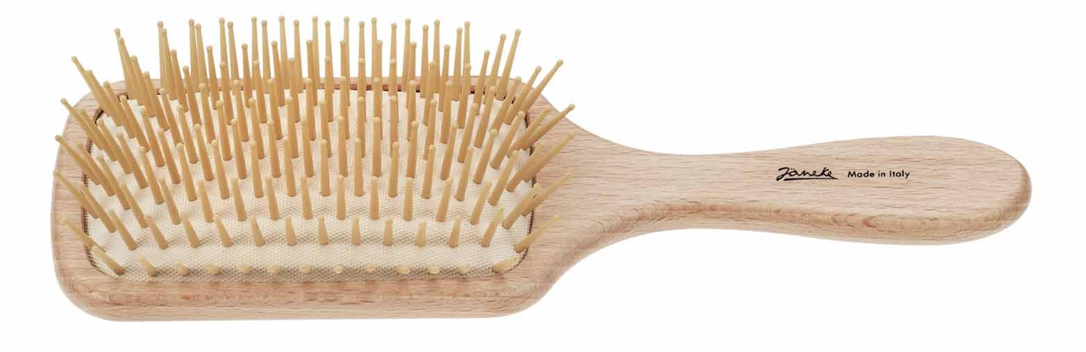 Щётка прямоугольная из букового дерева Код SP95